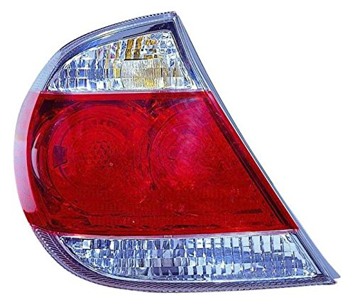 Taillight Taillamp Rear Brake Light Driver Side Left LH for 05-06 Camry