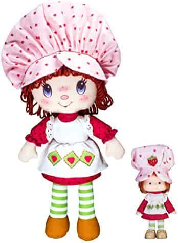 Strawberry Shortcake Classic, Retro Dolls Gift Set