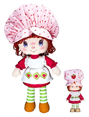 Basic Fun Strawberry Shortcake Classic, Retro Dolls Gift -