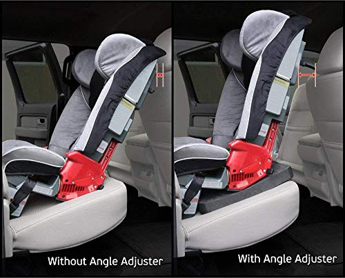 Diono Angle Adjuster, for Rear-Facing Convertible Child Car Seats, Black