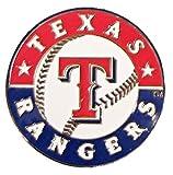 MLB Texas Rangers Logo Pin