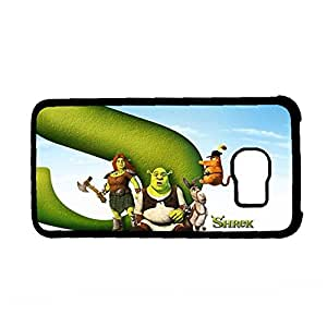 Generic For Galaxy S6 Samsung Protection Back Phone Case For Children Print With Shrek Choose Design 4