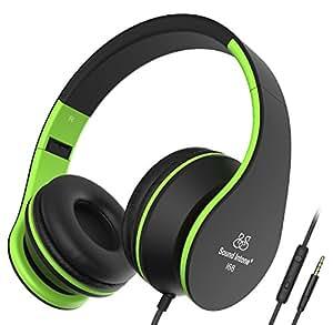 Amazon.com: Headphones, Sound Intone Headphones with