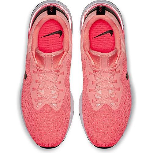 React Nike Chaussures Multicolore lt Pink Femme 602 Wmns Fitness Crimson flash black Atomic De Odyssey pqpRxET