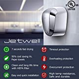 JETWELL 2Pack UL Listed High Speed Commercial