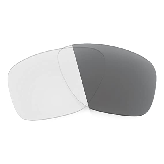1a27362043 Revant Replacement Lenses for Oakley Breadbox Elite Adapt Grey  Photochromic  Amazon.co.uk  Clothing