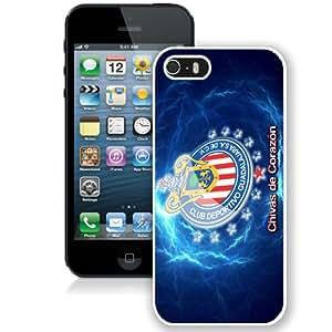Chivas White Best Sale Fantastic iPhone 5S Cover Case