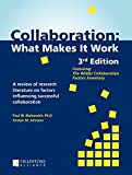 img - for Collaboration: What Makes It Work book / textbook / text book