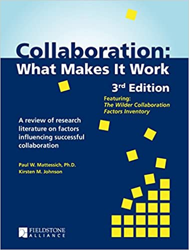 Collaboration: What Makes It Work