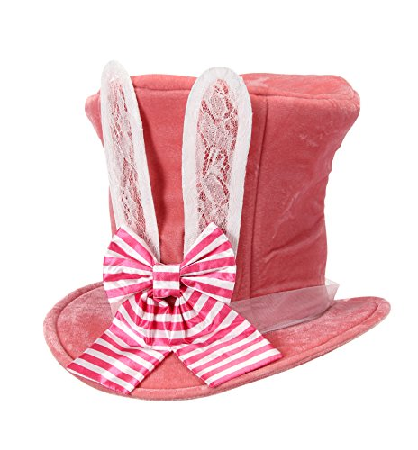 [Bunny Ears Mad Hatter Hat by elope] (Costume Design For Rabbit Hole)