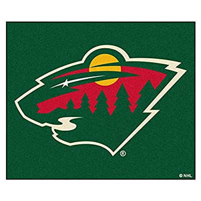Fanmats NHL Minnesota Wild Nylon Rug