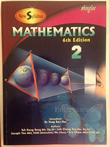 New Syllabus Mathematics 2