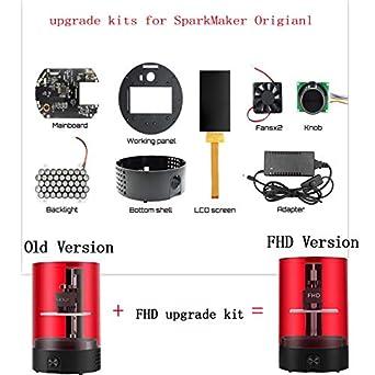 Kit de actualización FHD del fabricante Sparkler para la primera ...