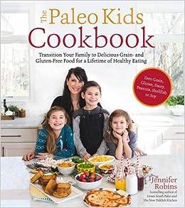 Book Paleo Kids Cookbook, The