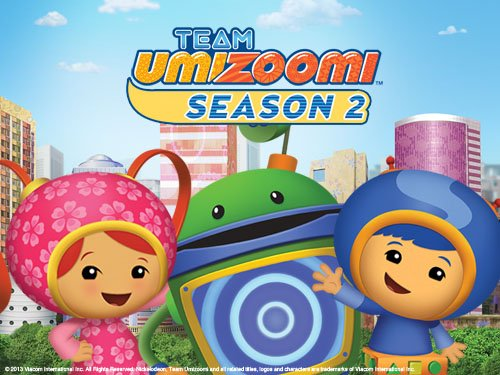 team umizoomi season itunes