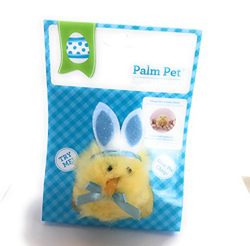 Easter Palm Pet Chirping Chick