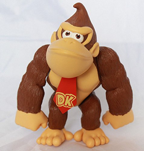 Super Mario Bros Brothers - DONKEY KONG Action Figures Collection 6