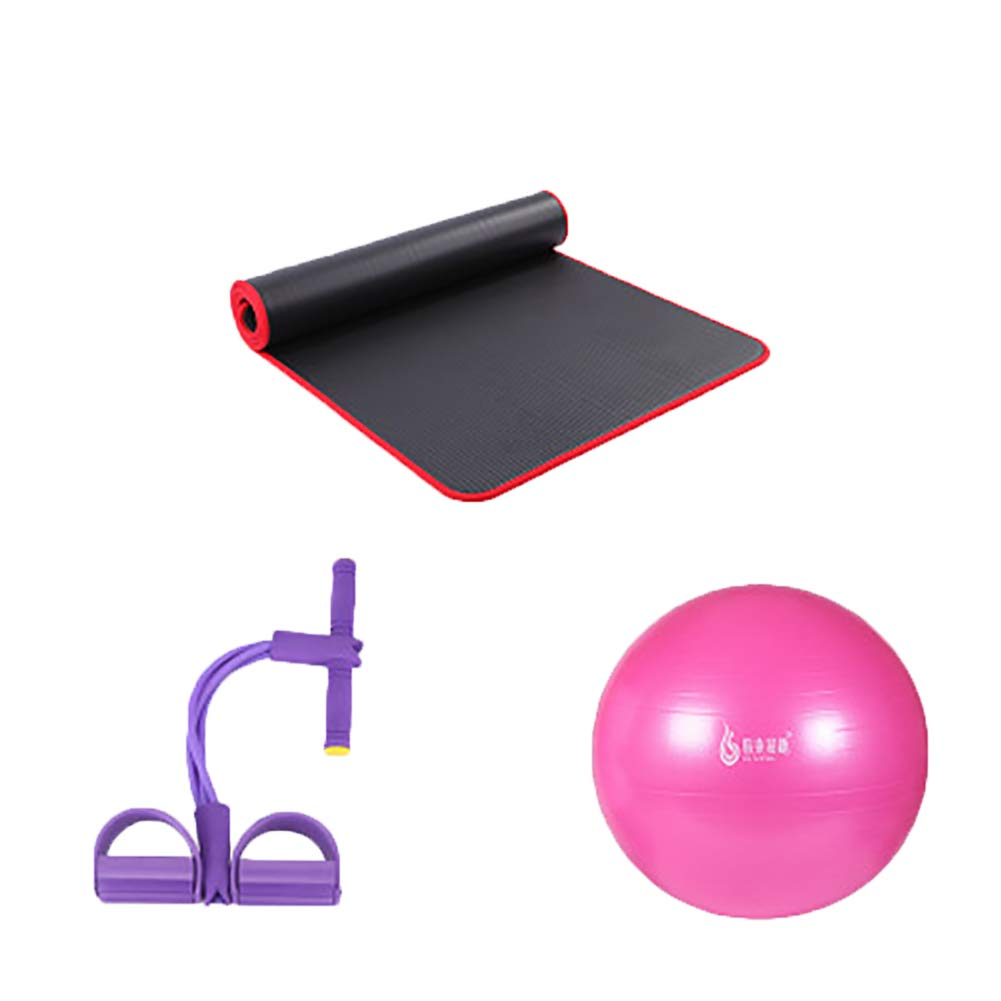Juup Set de Yoga de 3 Piezas Pilates Ball para Yoga Pilates Barre ...