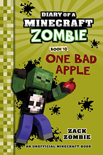 Diary of a Minecraft Zombie Book 10: One Bad Apple (An Unofficial Minecraft Book)]()