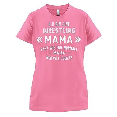 Ich bin eine Wrestling Mama - Damen T-Shirt - Azalee - S