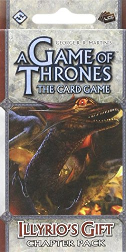 A Game of Thrones: The Card Game - Illyrio's Gift Chapter Pack