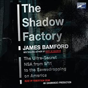 The Shadow Factory Audiobook
