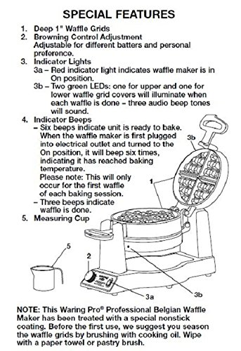 reviews of waffle makers