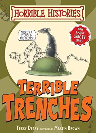 book cover of Terrible Trenches