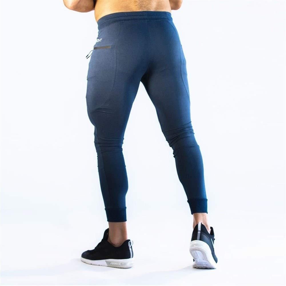 WANGMEILING-Sweatpants Pantalones de Hombre Pantalones de chándal ...