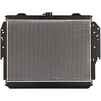 Spectra Premium CU959 Complete Radiator: Automotive