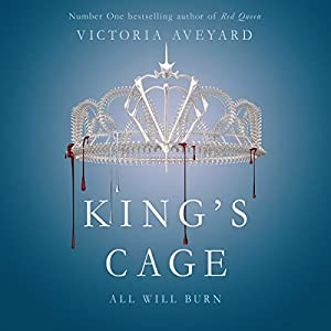 King's Cage Hörbuch