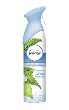 Febreze - Ambientador con toque de frescor primaveral, (1x 300ml)