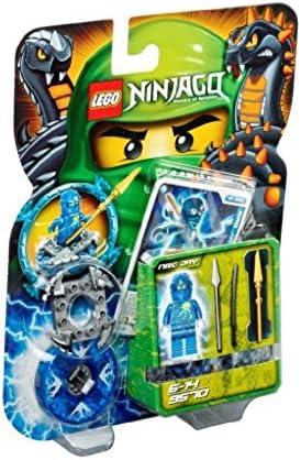 LEGO Ninjago NRG Kai Figur Minifig Ninja Energie Cole Zane Jay 9591
