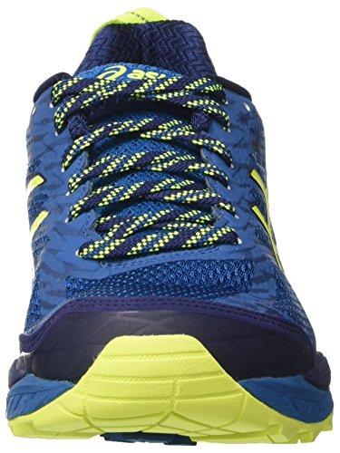 Indigo Blue pour sur 5 Entra Blue Bleu Bleu Thunder Safety Fujitrabuco Homme Chaussures Route Asics de Gel Course nement Yellow zqYHYxUw