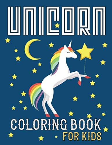 Unicorn Coloring Book for Kids: Unicorn for Beginners: An Unicorn Coloring Book with Fun, Easy, and Relaxing Unicorn… 3