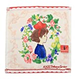 Marushin Studio Ghibli Kiki's Delivery Service mini towel agate 25x25cm