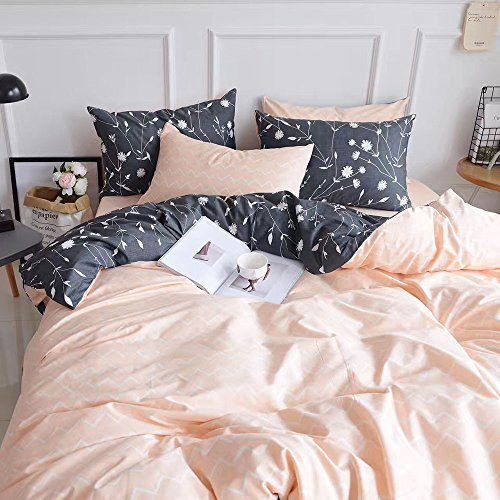 HIGHBUY light and lightweight Printed Bedding Duvet Cover Sets