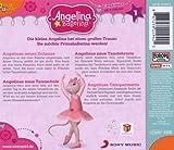 Angelina Ballerina 01. Angelinas neue Tanzschule