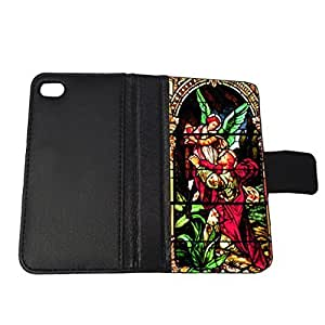 Angels Offering Stain Glass - iPhone 6 Wallet Case