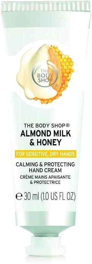 The Body Shop Almond Milk Honey Hand Cream 30ml