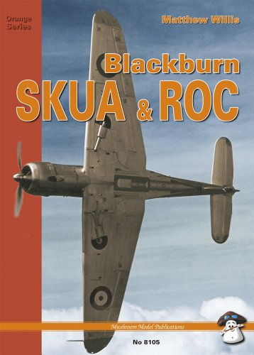 - Blackburn Skua and Roc (Orange Series)