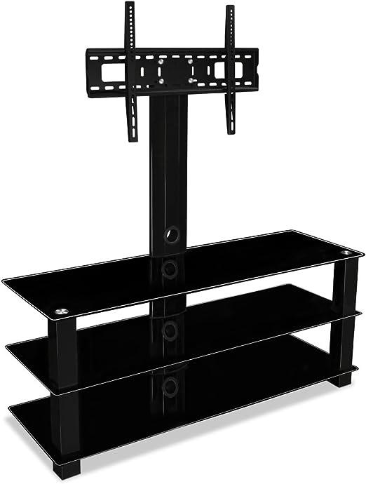Mount-It. mi-866 soporte de TV con pantalla plana, centro de ...