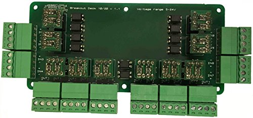 CAMDEC Inc Raspberry PI Expansion Board, Breakout Board, Smart Home, Robots and Automation Solution kit Inventory ...