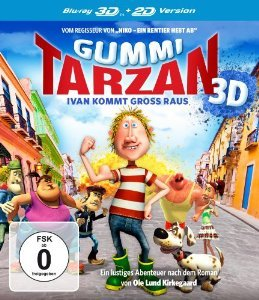 Ivan the Incredible ( Gummi T ) (3D & 2D) [ Blu-Ray, for sale  Delivered anywhere in USA
