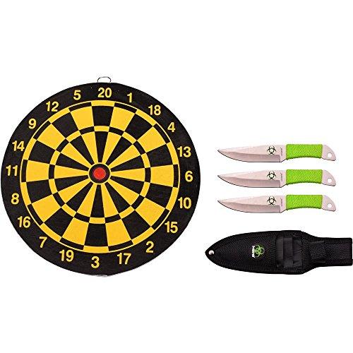 Z-Hunter Three Piece Throwing Knife Set