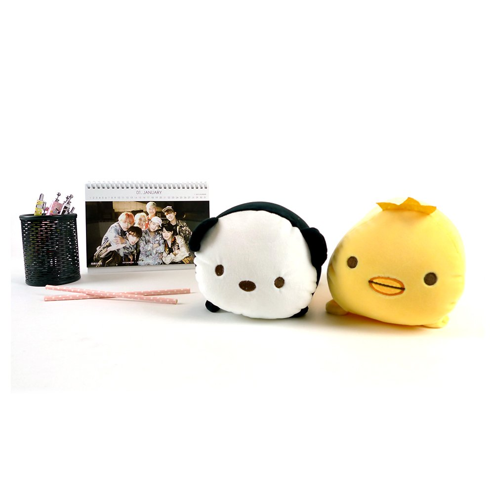 Animal Soft Plush Stuffed Plush Doll Cushion 10'' (PANDA) by Plush Animal (Image #5)