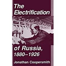 Electrification of Russia, 1880-1926