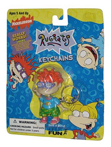 Nickelodeon Rugrats Keychain - Chuckie