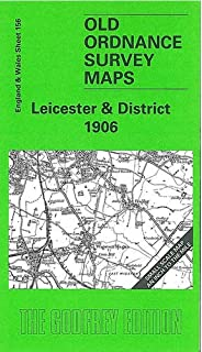Old Ordnance Survey Maps Leicester NE Leicestershire 1913 Sheet 31.11 New