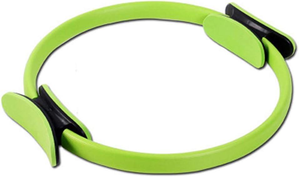 Pilates Ring Workouts /Übung XJZSD Pilates Ring Fitness Circle Bauchmuskeln und Beine F/ür straffende Oberschenkel Fitnesstraining